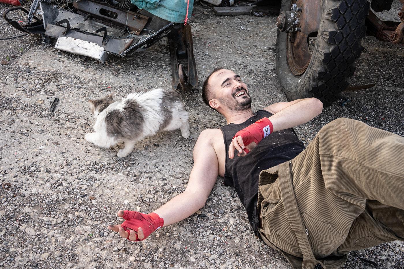 Street Fighters / фото Ilya Nodia