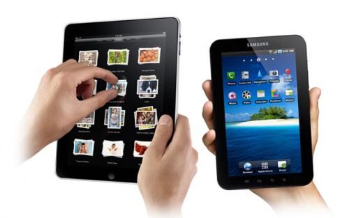 iPad & Samsung