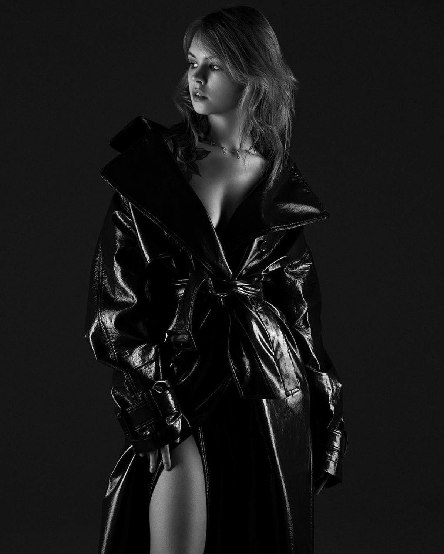 Анастасия Щеглова / фотограф Роман Гусейнов