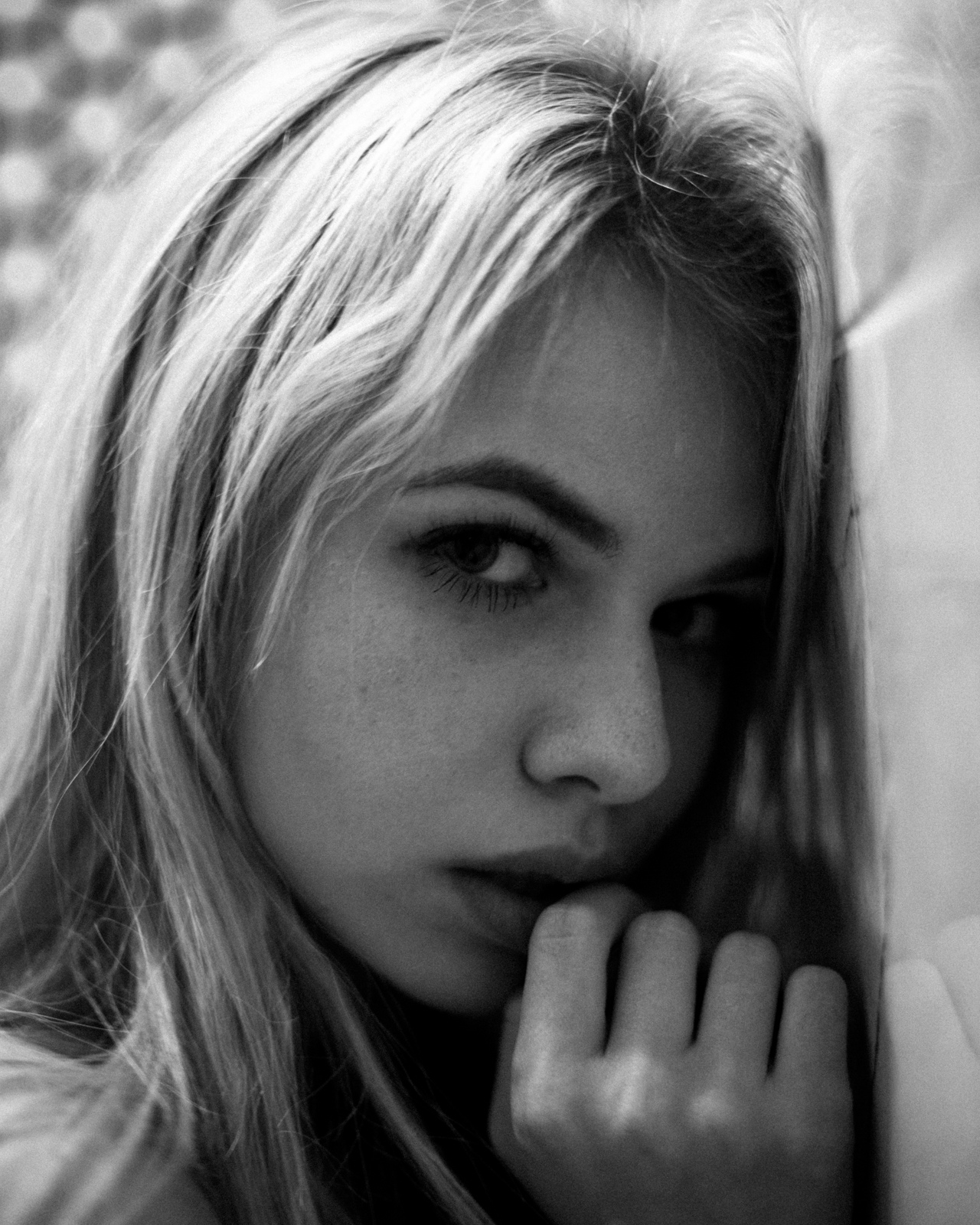 Alexandra Smelova by Semen Ereshko / Александра Смелова - фотограф Семен Ерешко