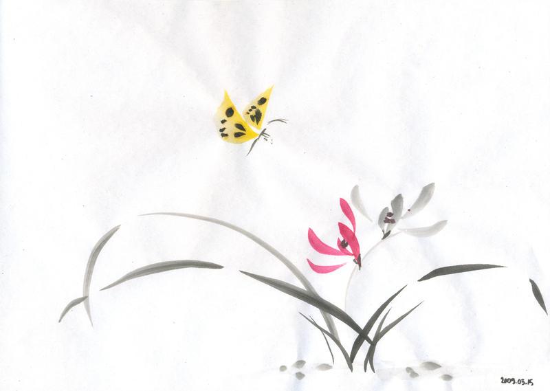китайская художница Catherine Jao
