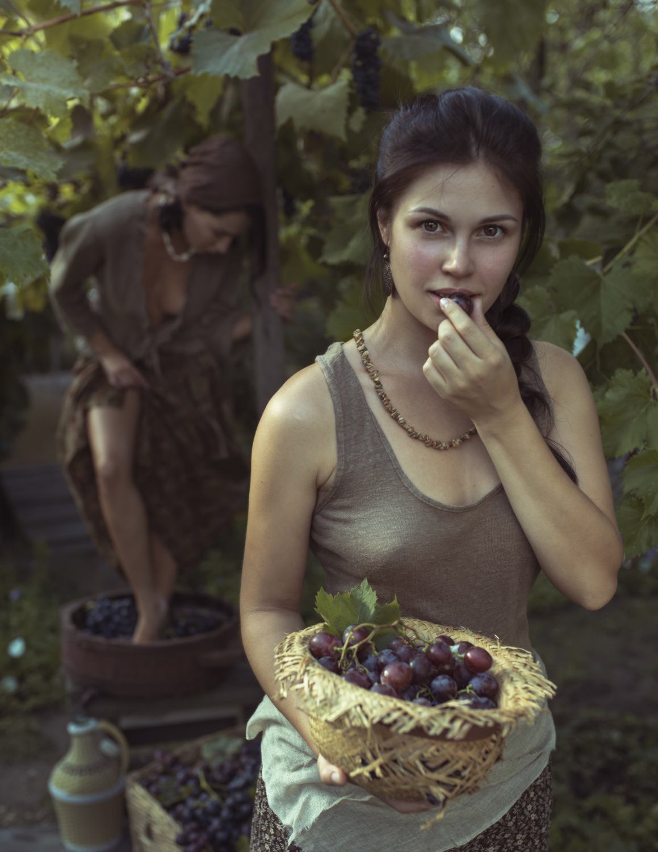 Виноделие / фотограф Давид Дубницкий