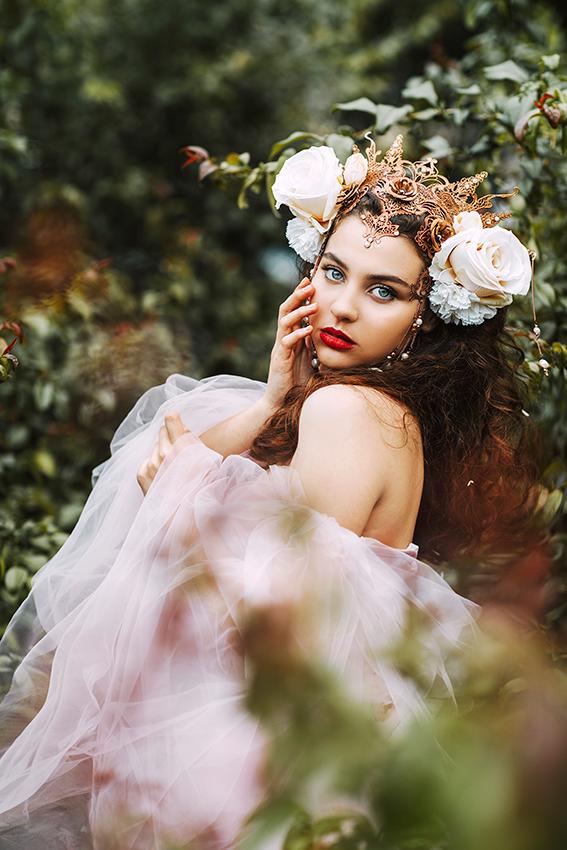 Red Dream /  фотограф Jovana Rikalo