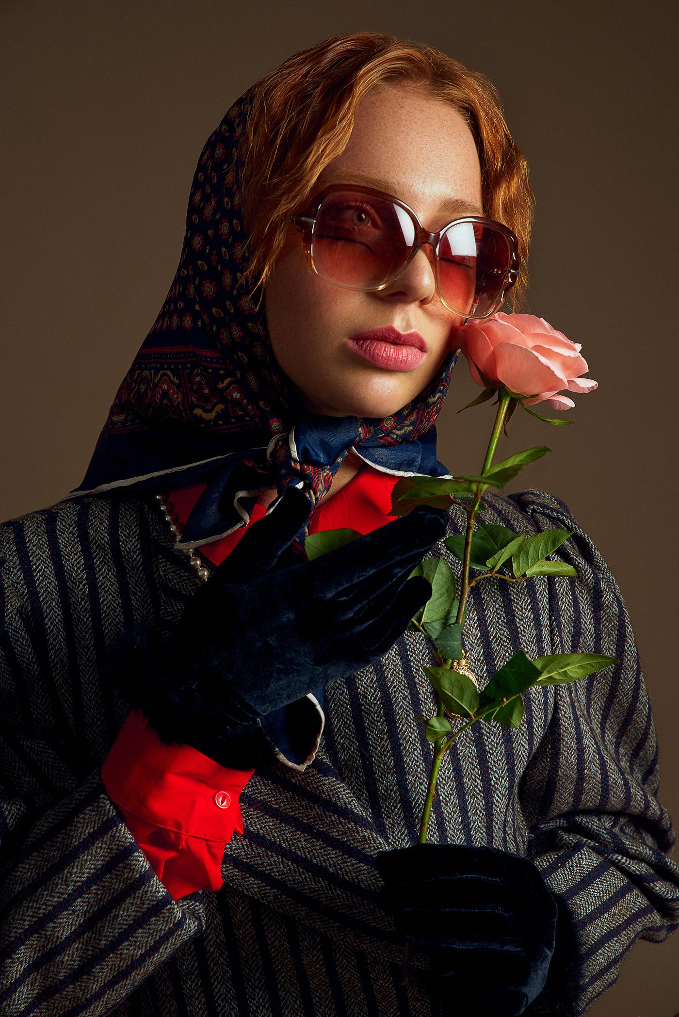 Rosie / фотограф Bruno Gentile