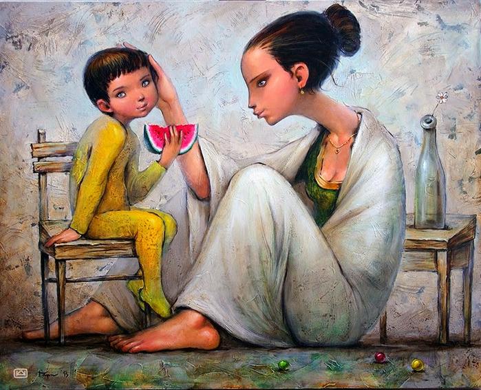 художник Gary - Nikolai Angelov