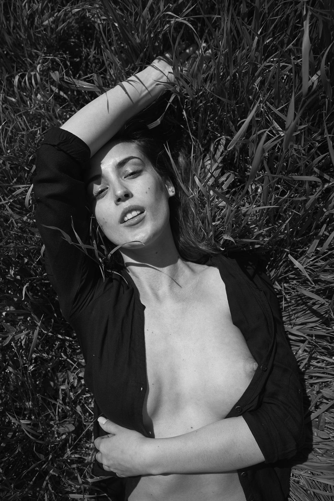 Adela Patrascan by Davide Ambroggio