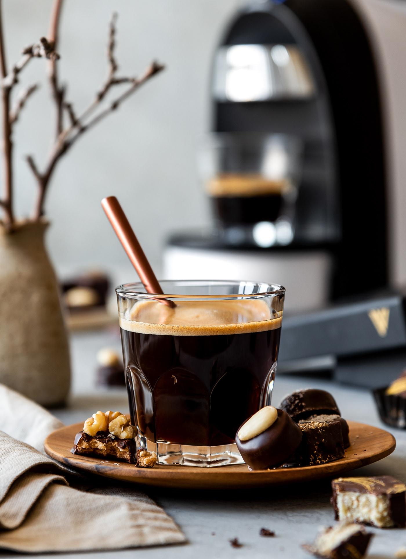 Varsovienne  / Cafeteras