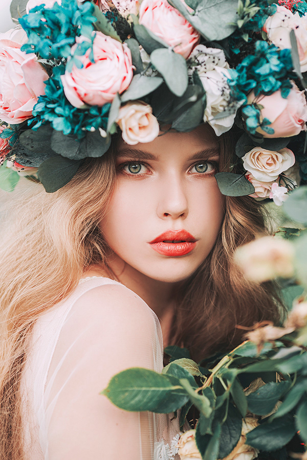 Pastel Rose / фотограф Jovana Rikalo