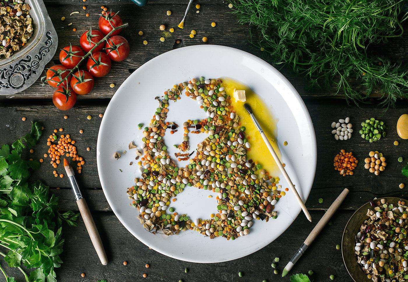 Food Art / фотограф Павел Сабля