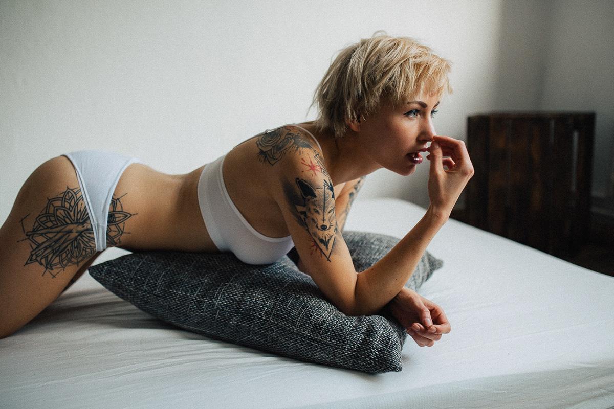 NIKA for Yume Magazine / фотограф Kai-Hendrik Schroeder