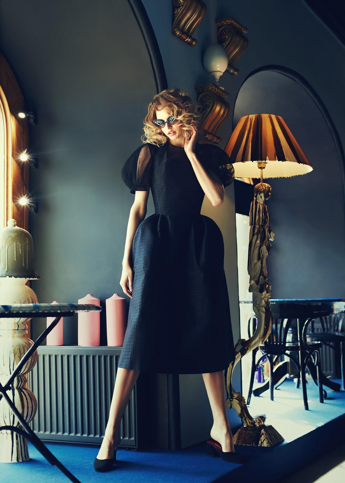 Cafe Boutique editorial / фото Katerina Sergeeva