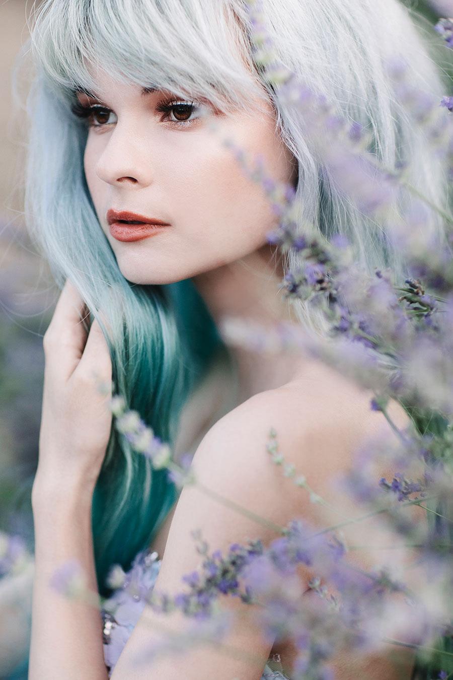 Lavender Magic / фотограф Jovana Rikalo