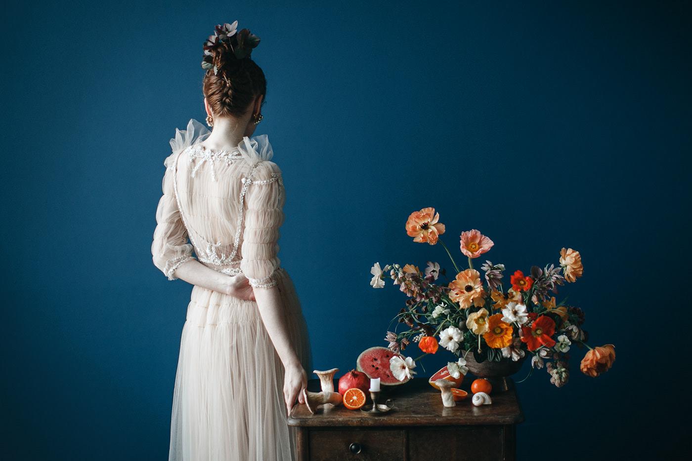 Renaissance for MOD Magazine / фотограф Kseniya Che