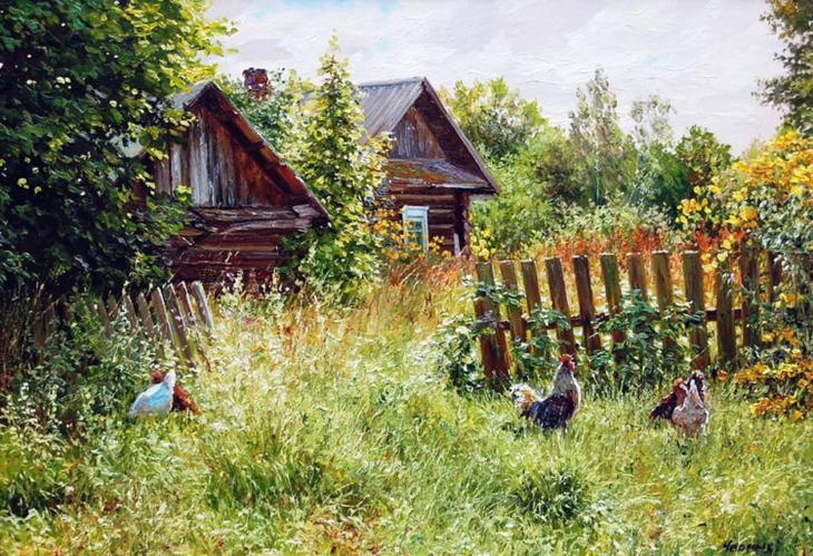 художник Татьяна Черных