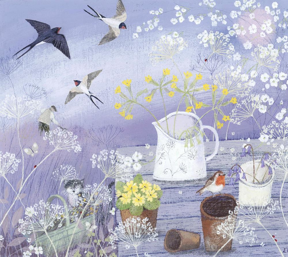 Английская художница Lucy Grossmith