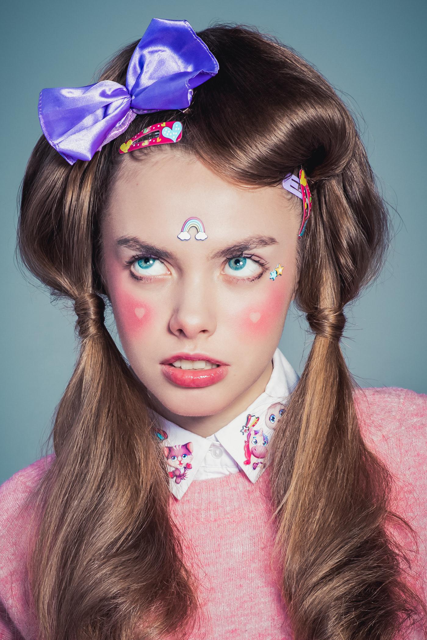 Cool girl / фотограф Илья Блинов