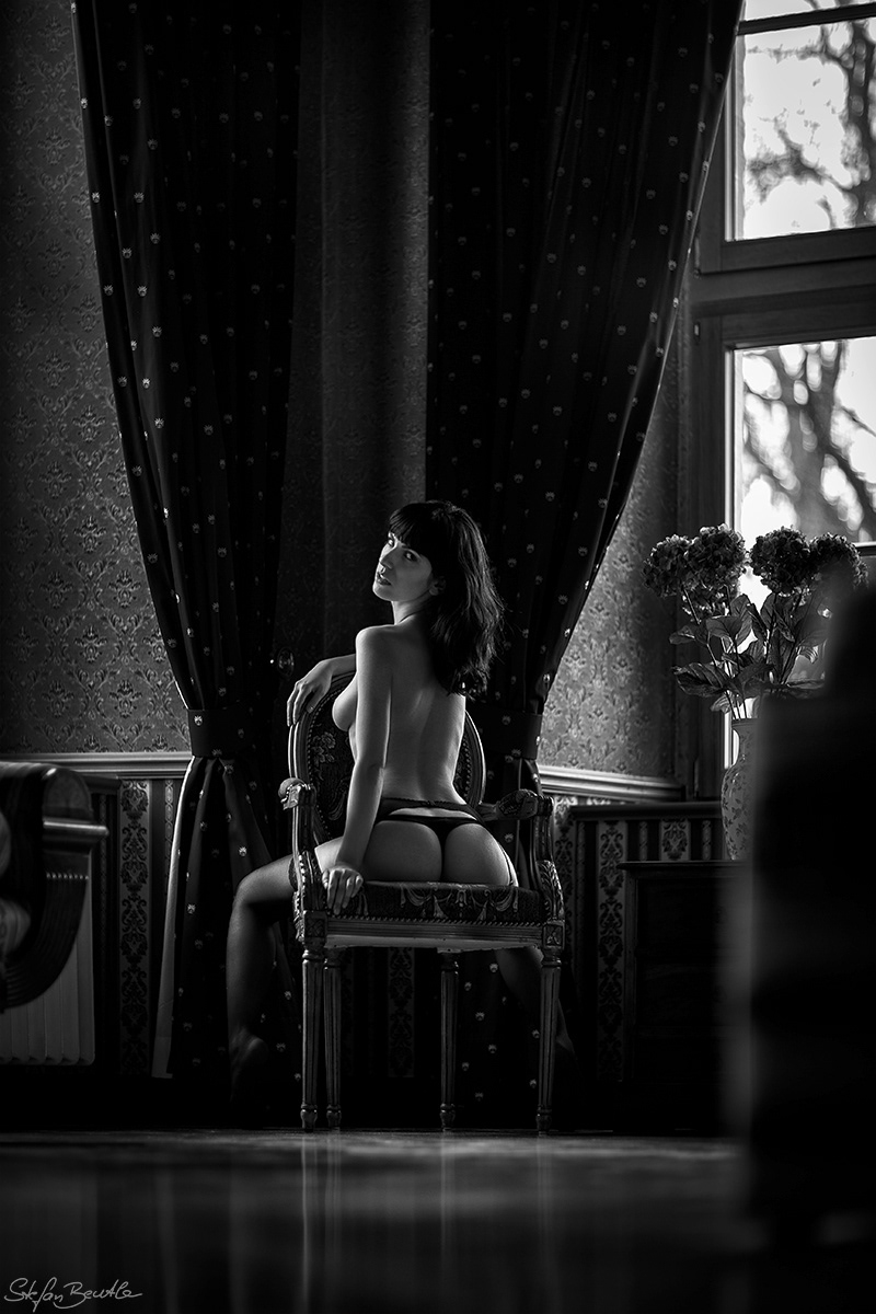 Jaqueline / фотограф Stefan Beutler