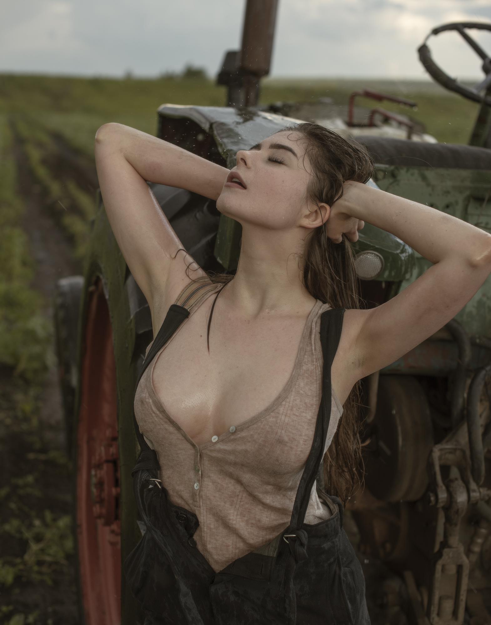 Мокро / фотограф Давид Дубницкий