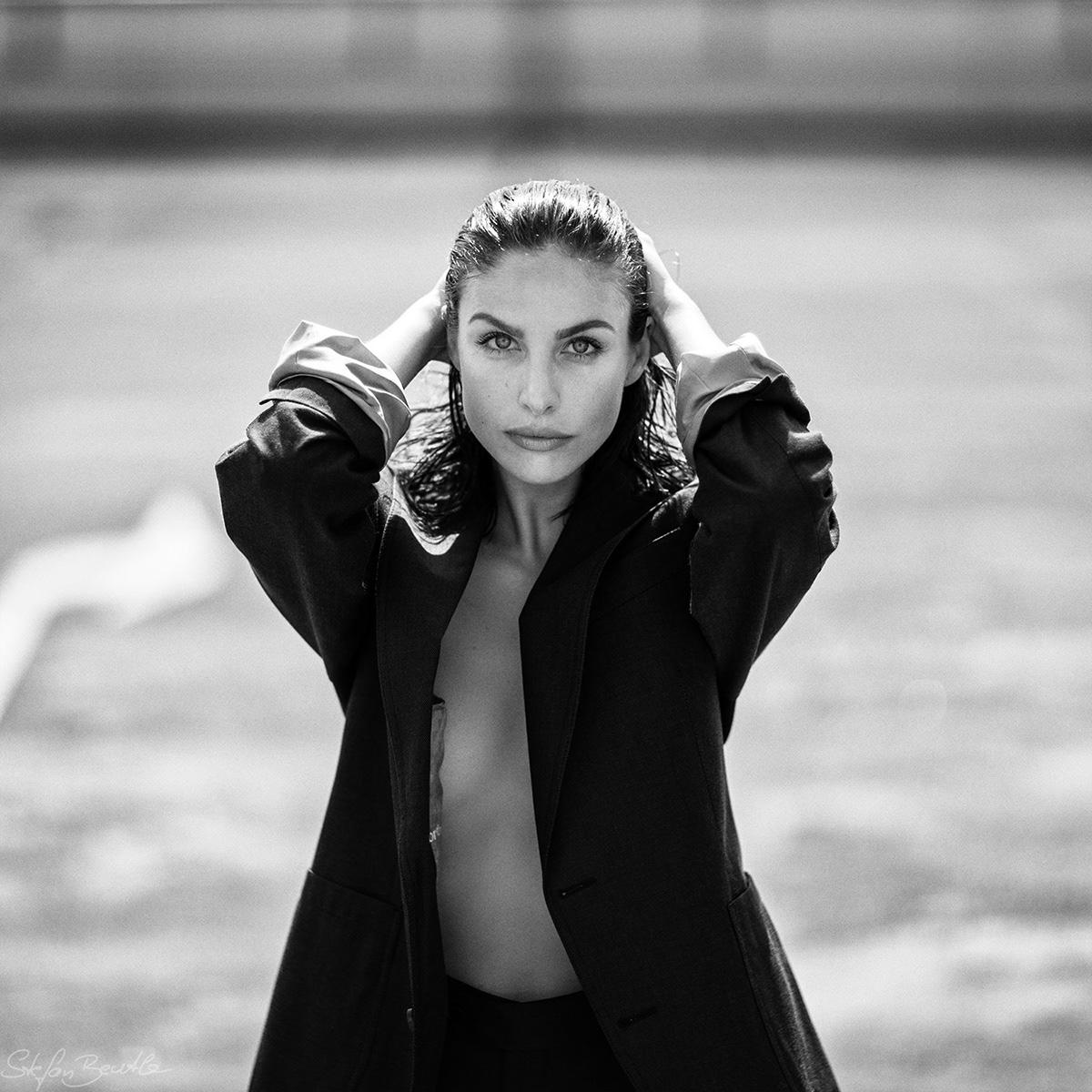 Ines / фотограф Stefan Beutler