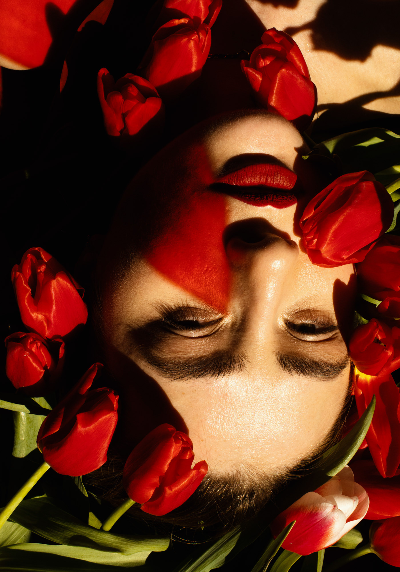 red lips / фото Marta Syrko
