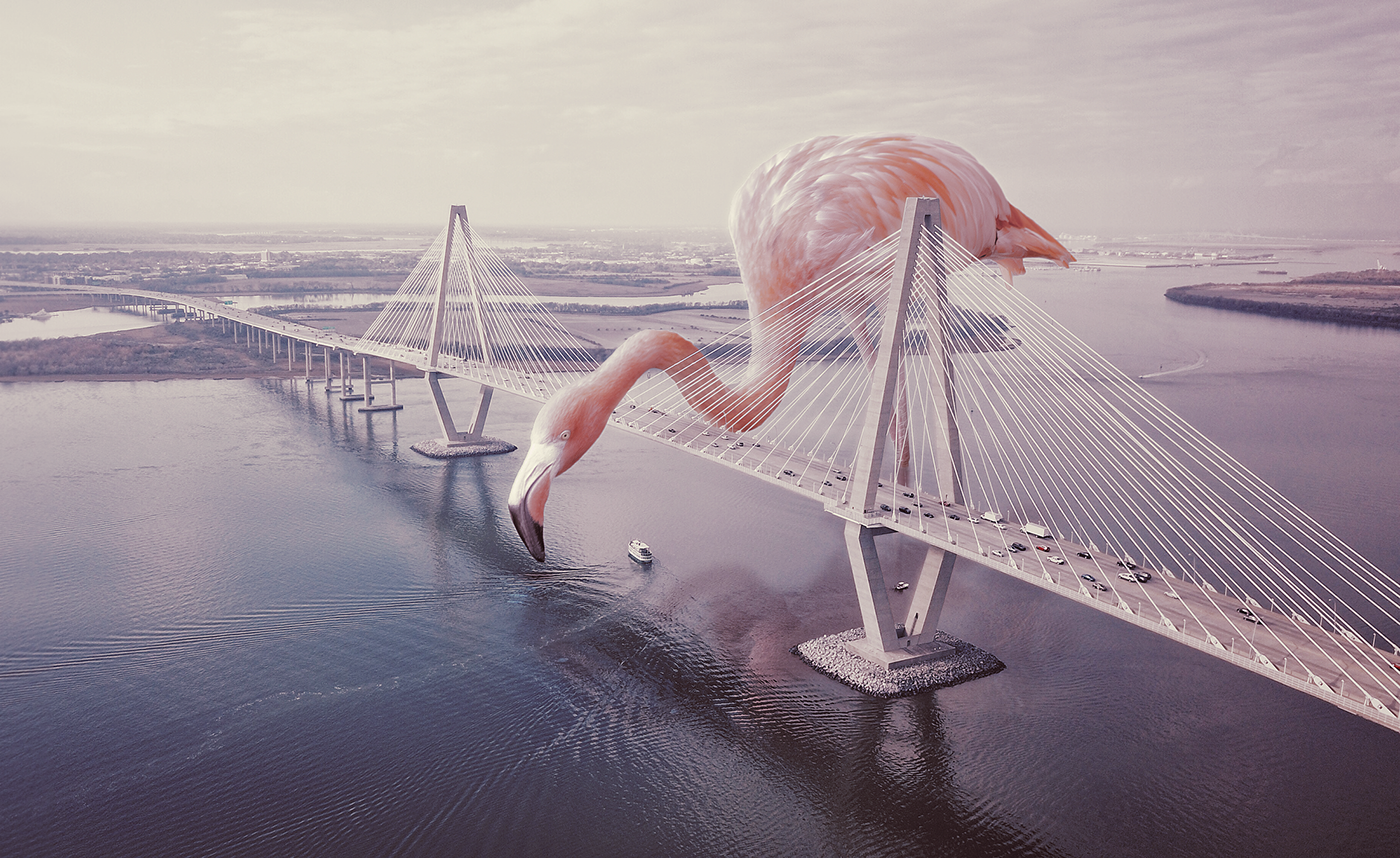 Random Surrealism / работы Carlos Jiménez Varela
