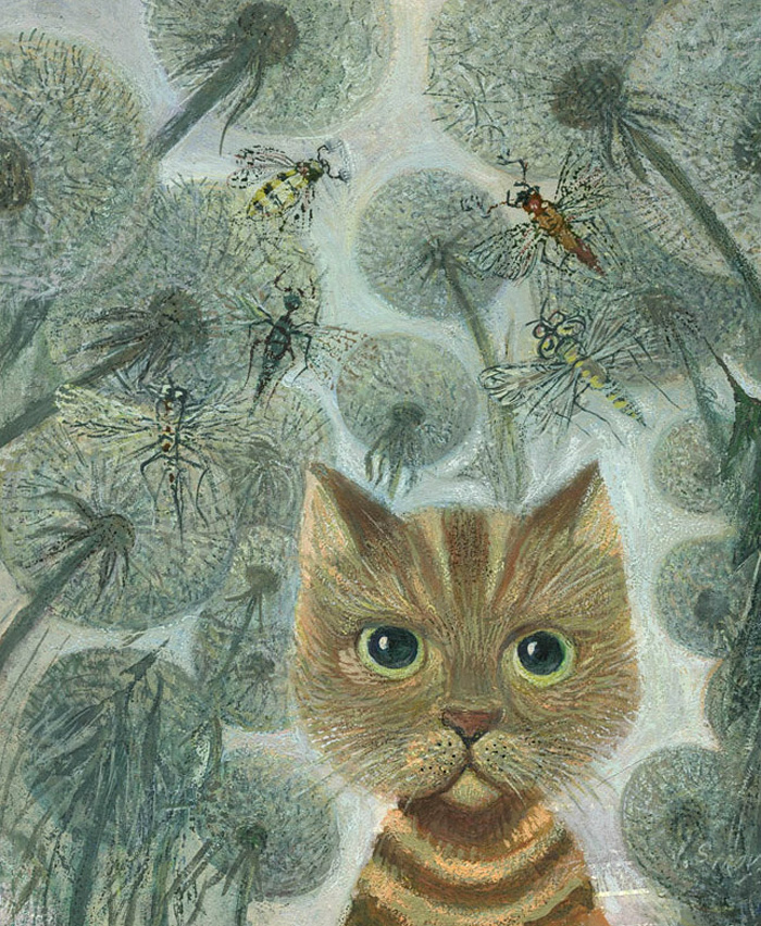 Валерий Сыров и его коты