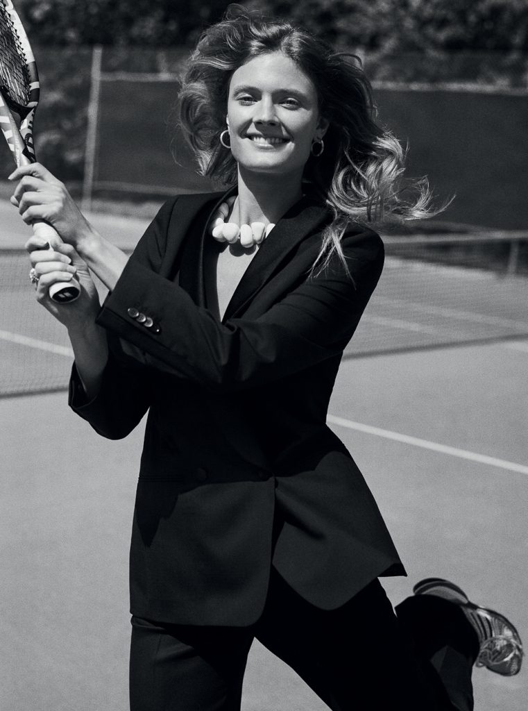 Philip Messmann for Costume Magazine with Constance Jablonski