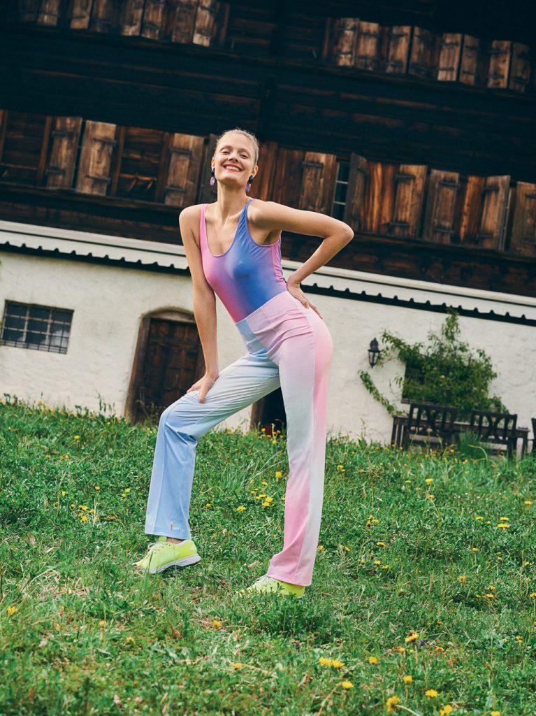 Philip Messmann for Costume Magazine with Constance Jablonski