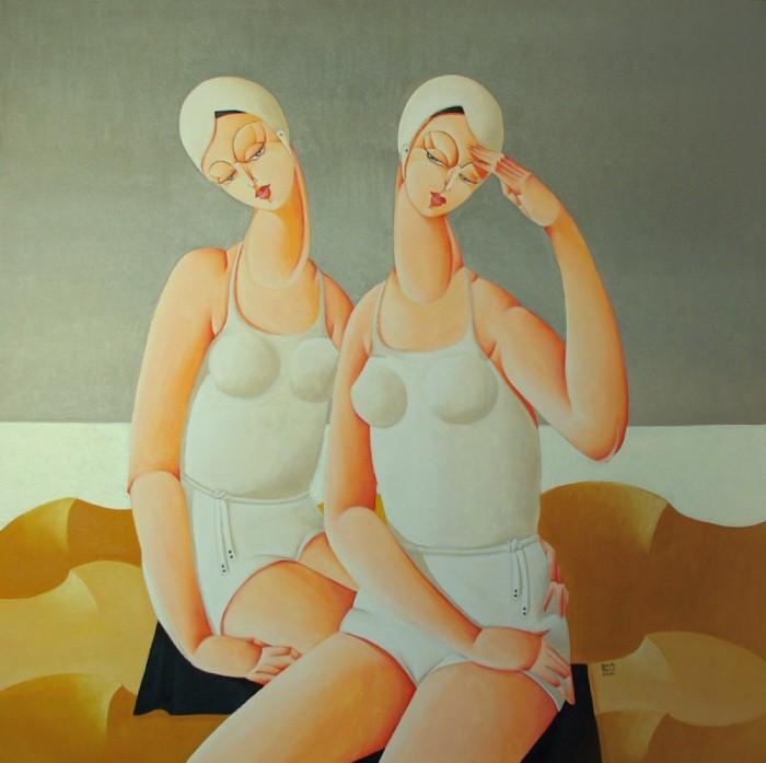 художник Urszula Tekieli