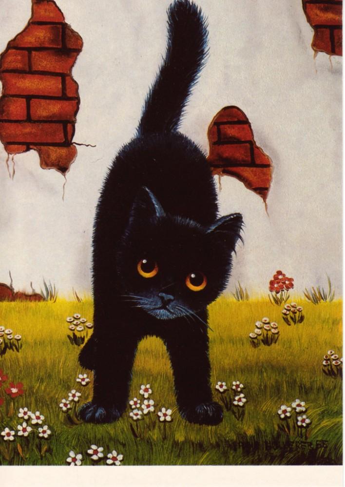 Финский художник Anna Hollerer