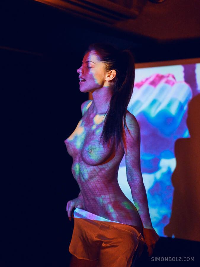 Sneak Preview / Юлия Зубова - фотограф Simon Bolz