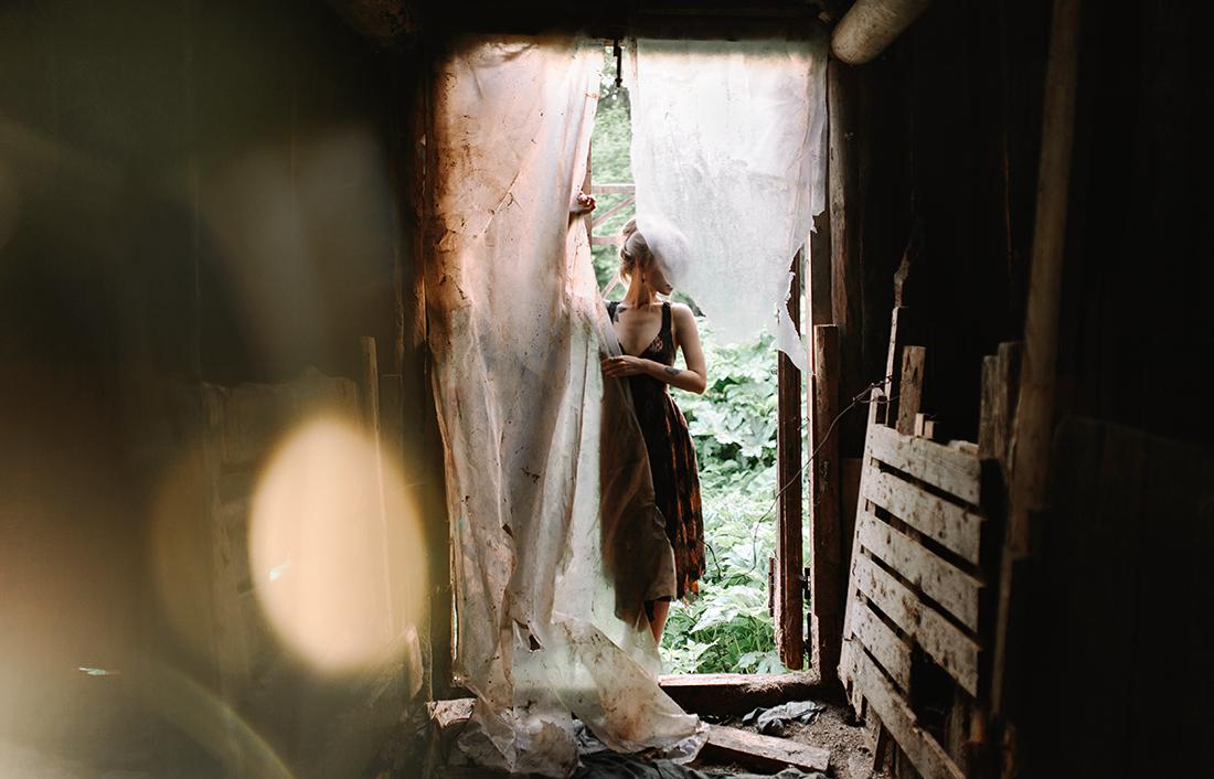 Анастасия Щеглова / фотограф Игорь Бурба
