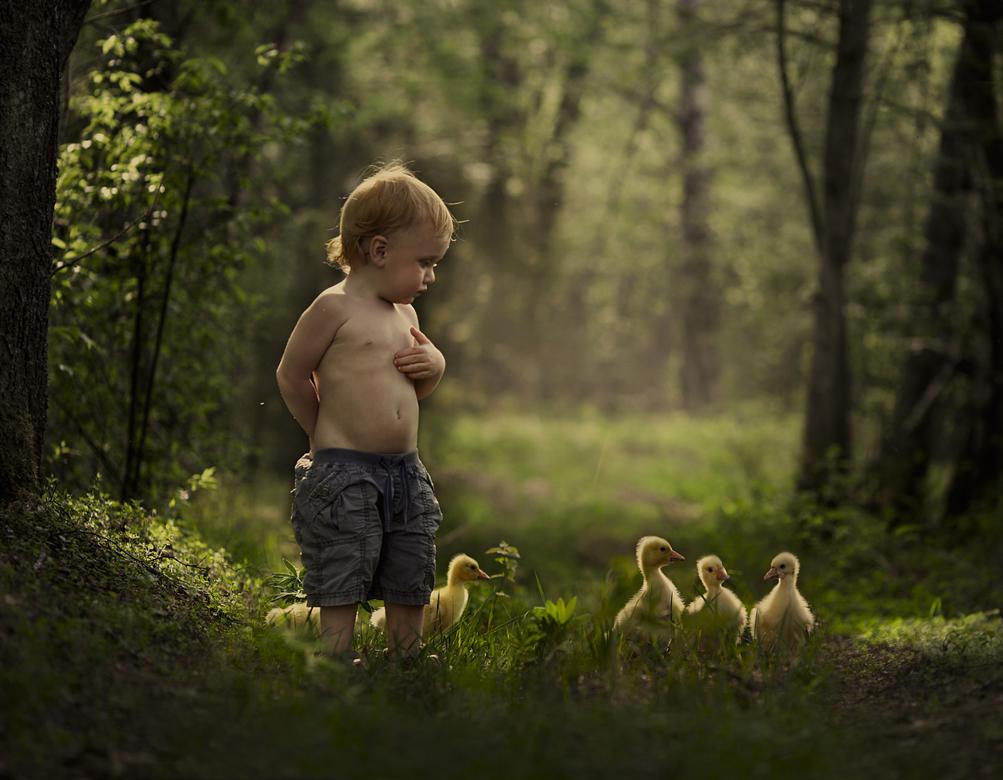 О детстве в деревне / фотограф Elena Shumilova