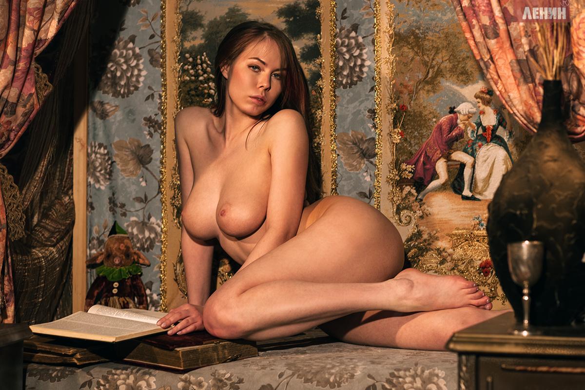 Наложница | фотограф Сергей ЛЕНИН модель Эльвира Лой