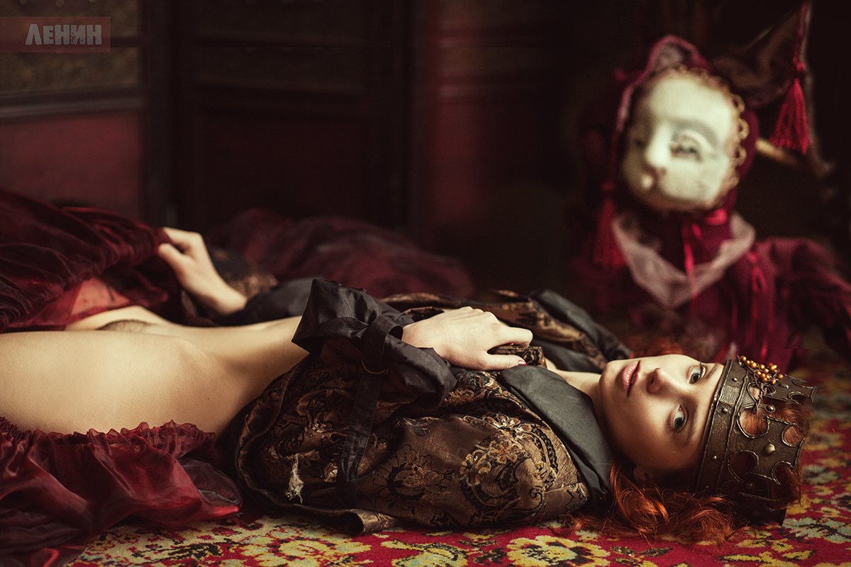 Кукла Марта / фотограф Сергей ЛЕНИН модель Марта Громова