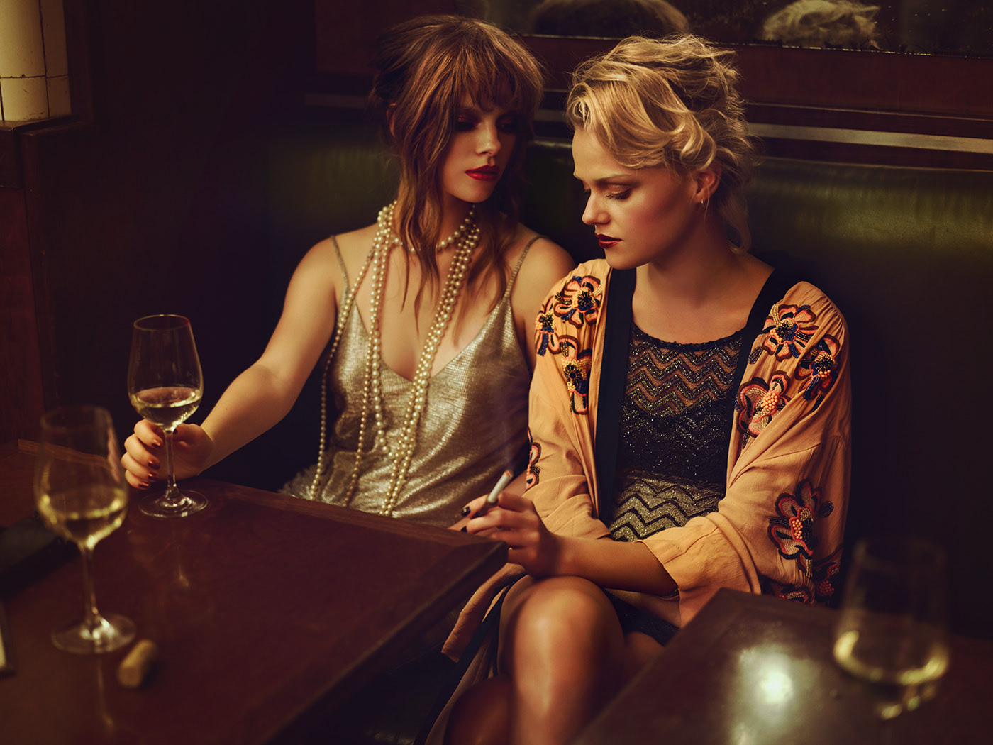 Girl's Night Out with J. Konrad Schmidt