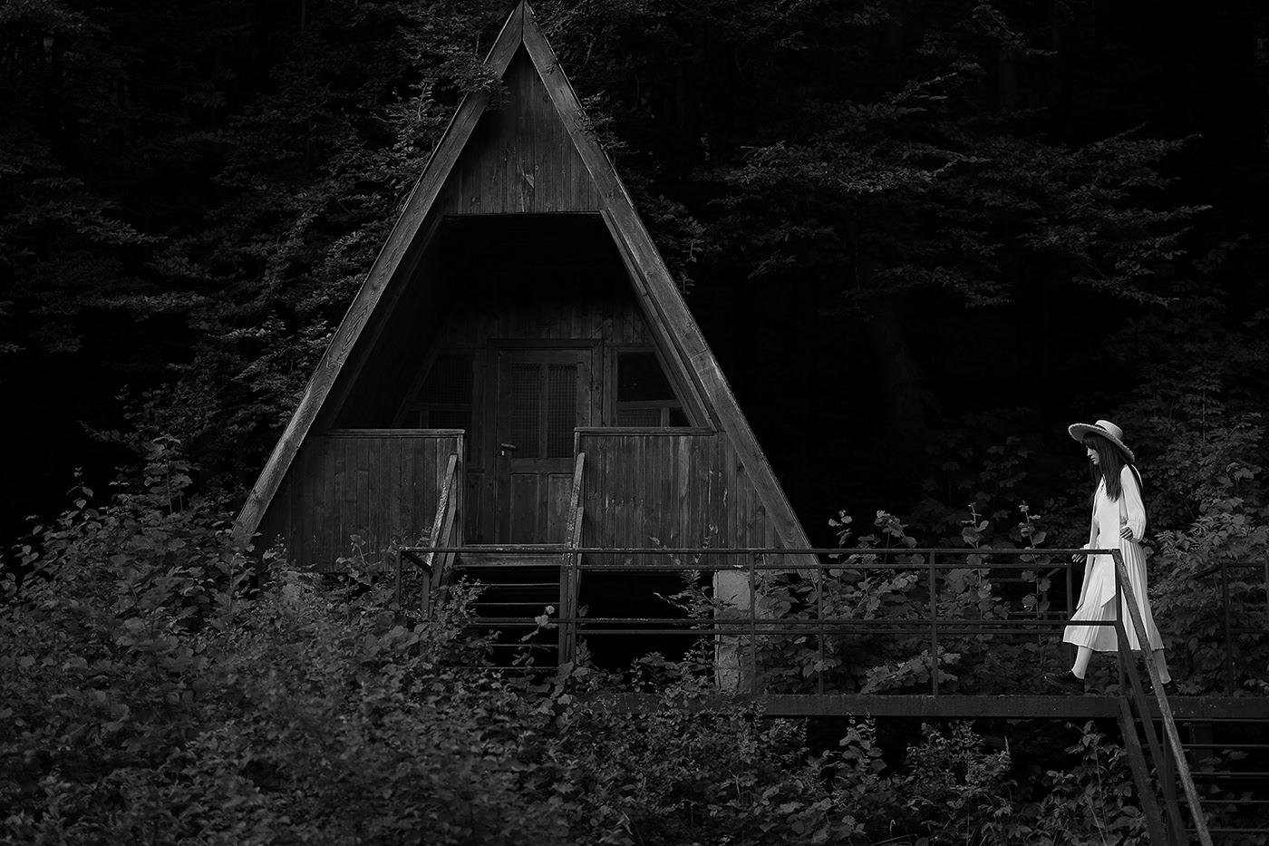 Дом у озера / фотограф Ярослав Мончак