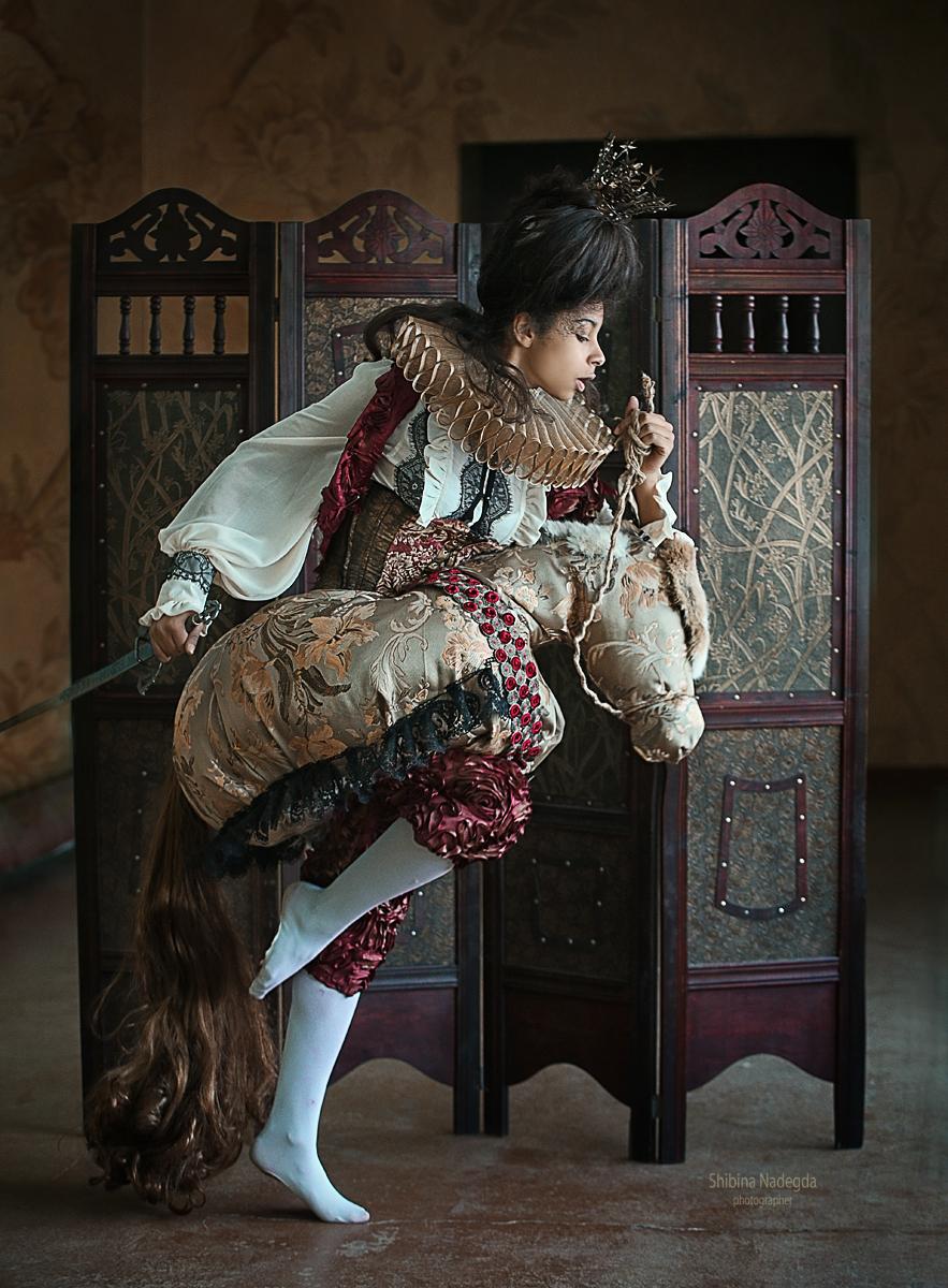 Мой маленький принц / Фотограф-дизайнер Надежда Шибина