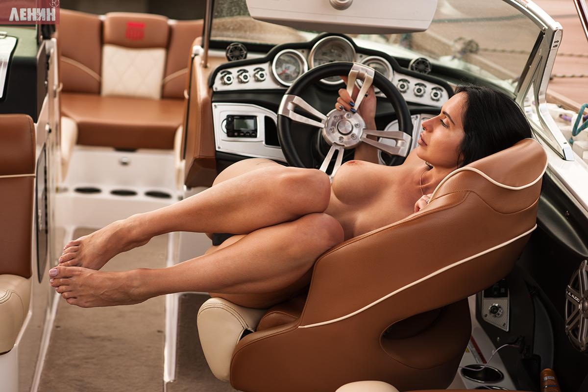 Испанские каникулы / фотограф Сергей ЛЕНИН - модель Алина Вагнер