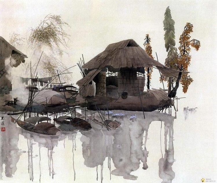 художница Chen YuLian