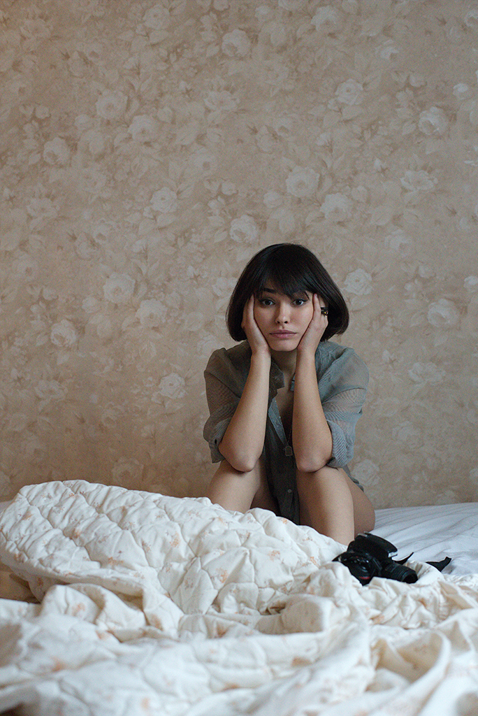 Olga / фотограф Роман Филиппов