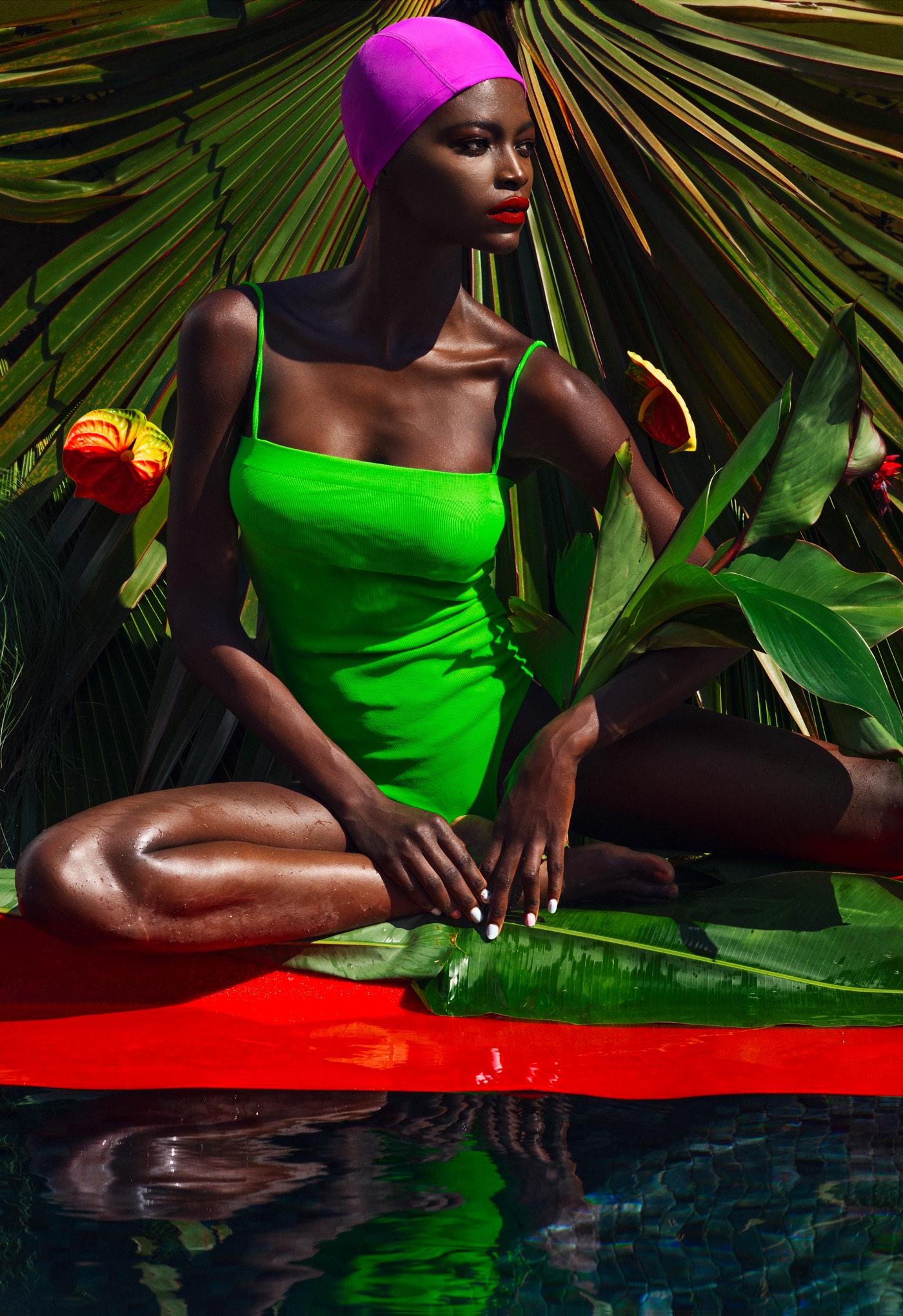 Dreamer Pool - A Riot Of Color / фотограф Elena Iv-skaya