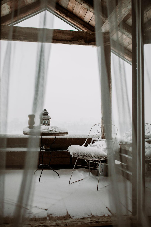 Covered in Snow / фотограф Jovana Rikalo