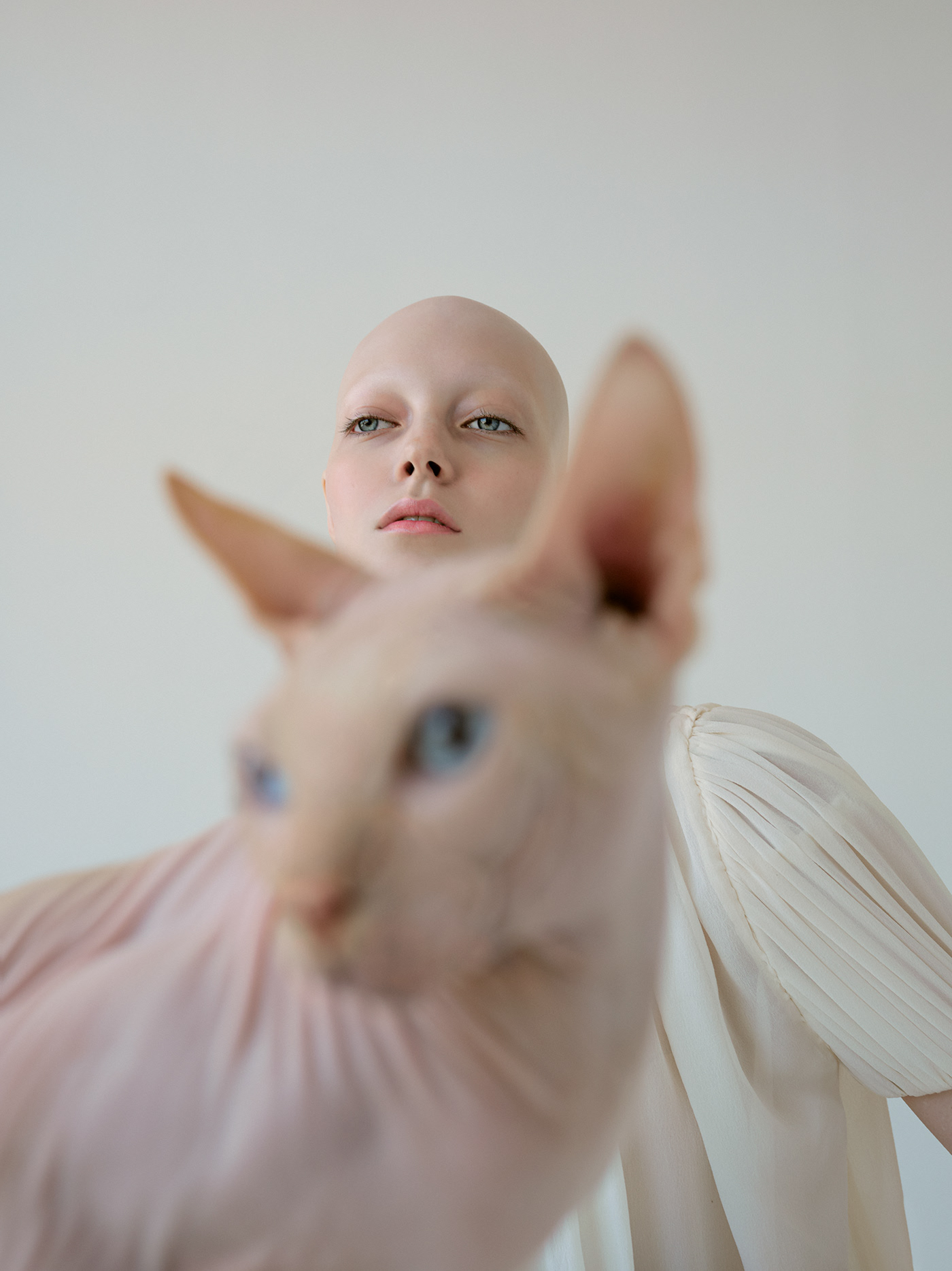 Cat Grace / фотограф Kristina Varaksina