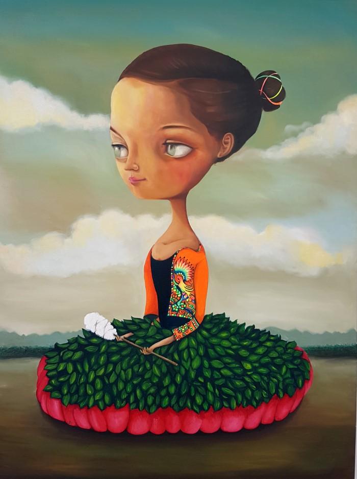 сюрреализм Joan Alfaro