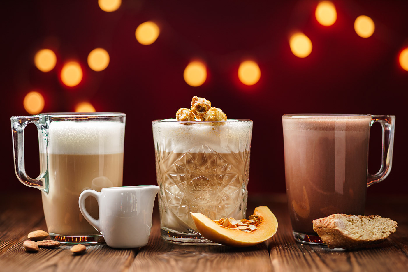 Hot beverages   autumn drinks photography - фотограф Max Smolyar