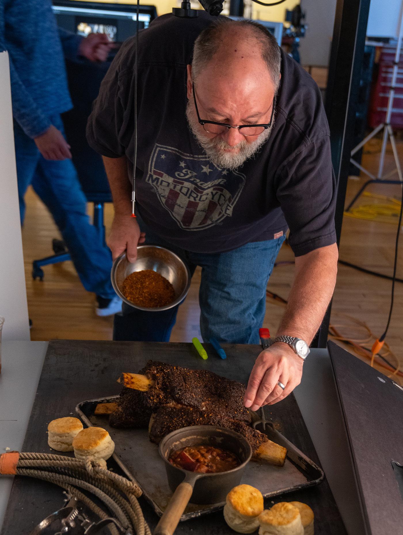 Американские кулинарные традиции