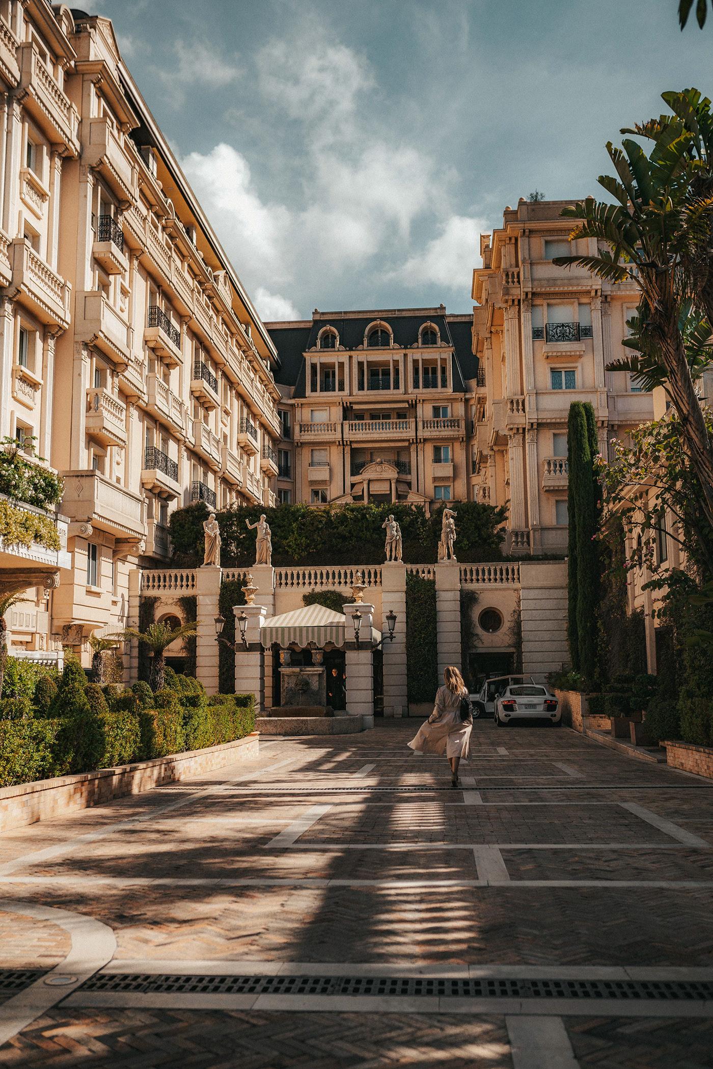 Metropole Hotel Monaco / фотограф Alex Lygin