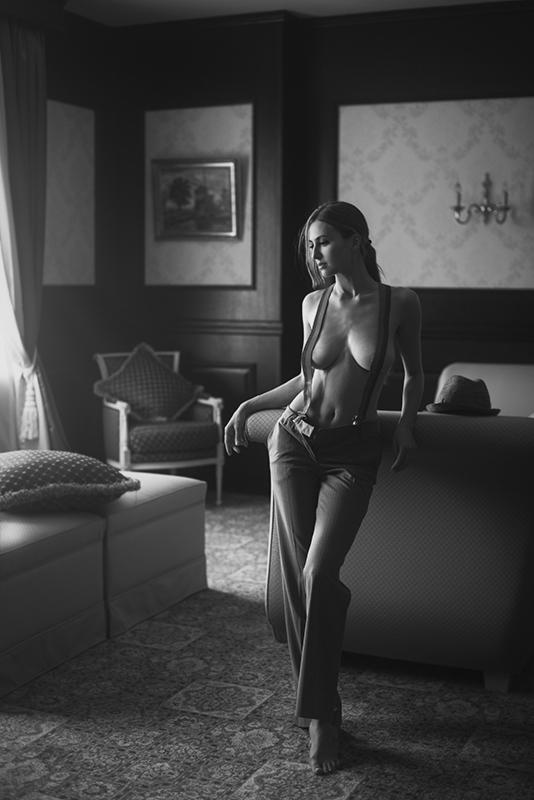 Апартаменты / фотограф Давид Дубницкий