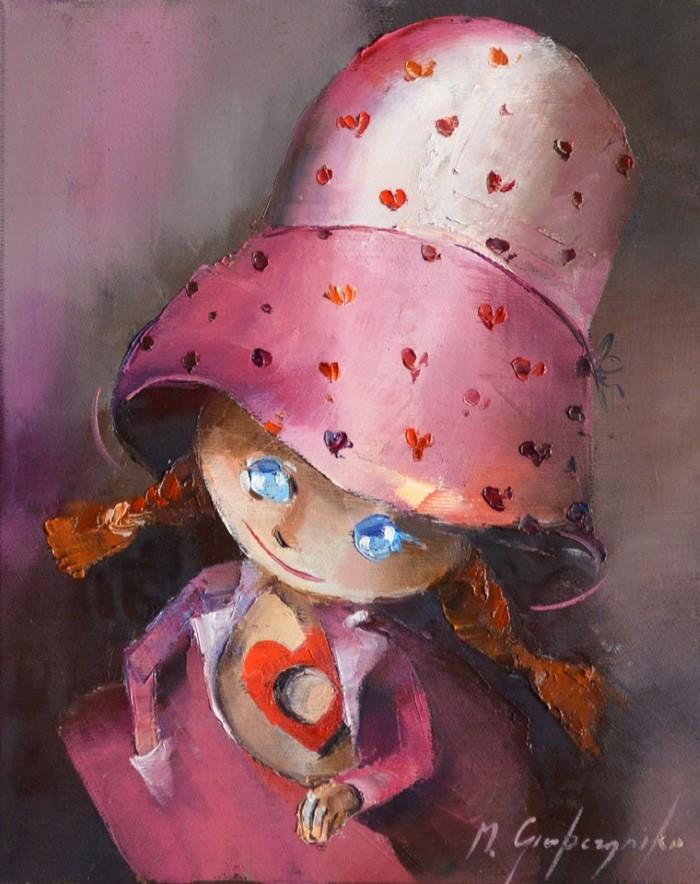 художник Malgorzata Piatek-Grabczynska